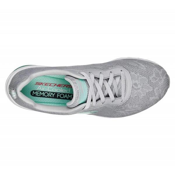 garaje Derritiendo Florecer  کفش اسکچرز زنانه کد SKECHERS GYMN 12643 - فروشگاه اینترنتی شهر کفش