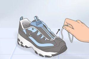 مراقبت از کفش اسکچرز